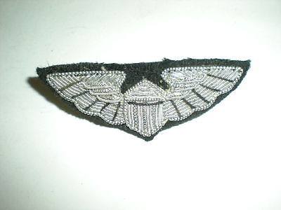 Usaf 1960's Mess Dress Pilot's Wings