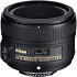 Camera Lens: Nikon Nikkor 50 mm F/1.8 FX AS G SWM AF-S SIC M/A Lens