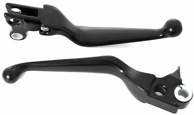Bremshebel Kupplung Handhebel Black für Harley Davidson 96-17 Dyna Sportser XL