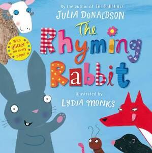 The-Rhyming-Rabbit-Donaldson-Julia-New-Book