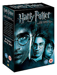 Harry-Potter-The-Complete-1-8-Box-Set-DVD-Brand-New