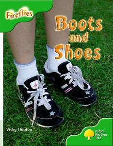 Oxford Reading Tree: Level 2: More Fireflies A: Boots and Shoes by Mary...