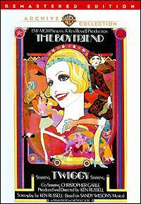 THE BOY FRIEND (Twiggy  DVD) sealed UK compatible