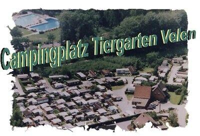 Dauercamping Jahresplatz, Campingplatz, NRW Münsterland