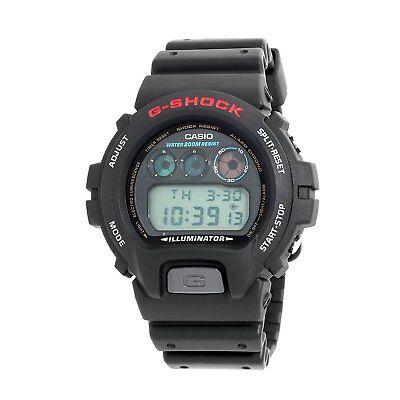 Casio G-Shock 200 Meter Watch, Chronograph, Resin Strap, Alarm, DW6900-1V