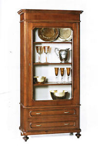 vetrina cristalliera dispensa soggiorno arte povera   ebay - Vetrine Soggiorno Arte Povera