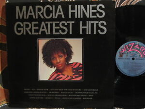 MARCIA-HINES-Greatest-Hits-81-OZ-Northern-Soul-Funk-LP