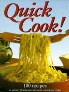 Quick-Cook-Marshall-Cavendish-Book