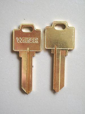 Weiser Original Key Blanks (2) - Wr5