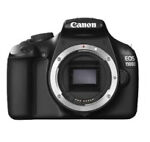 Canon EOS Rebel T3 / 1100D 12.0 MP Digital SLR Camera - Black (Body Only)