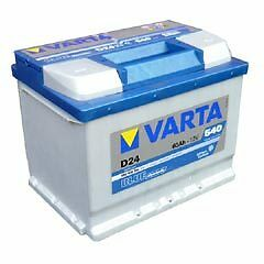 varta d24 battery peugeot 307 sw 3h 1 6 hdi 110 2 0. Black Bedroom Furniture Sets. Home Design Ideas