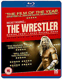 The Wrestler Bluray 2009 - <span itemprop=availableAtOrFrom>burnley, Lancashire, United Kingdom</span> - The Wrestler Bluray 2009 - burnley, Lancashire, United Kingdom