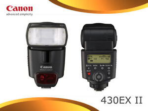 NEW-CANON-Speedlite-430EX-II-Flash-Speedlight-430EXII