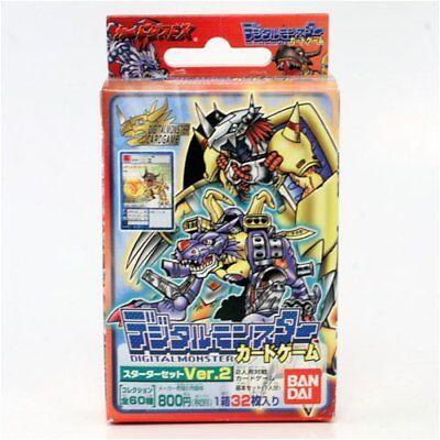 Digimon Digital Monsters 1999 Series 2 Starter Japanese Free Shipping
