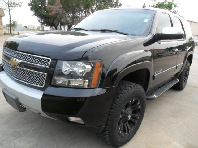2007 Chevrolet Z71 Tahoe Nav Roof DVD 4X4 XD's BFG AT'S