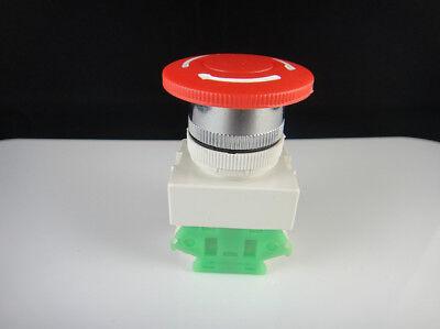 Cnc Emergency Stop Mushroom Pushbutton Switch 10a