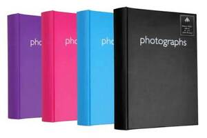 Large-Pink-Memo-Slip-In-Photo-Album-300-6-x-4-Photos