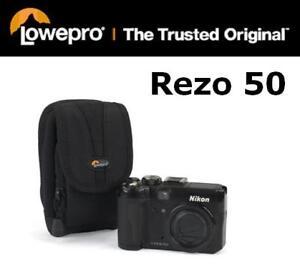Lowepro-Rezo-50-Medium-Pouch-for-Digital-Cameras-Black