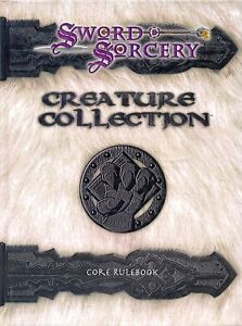 D20 SWORD & SORCERY CREATURE COLLECTION