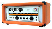 Orange Bass Guitar Amp