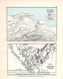 BATTLE-PLAN-DUNBAR-3RD-SEP-1650-STEINKIRK-AUG-1692