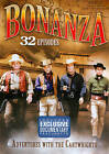 Bonanza: 32 Episodes/Adventures with the Cartwrights (DVD, 2011, 4-Disc Set)