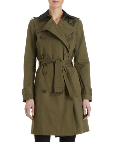 Designer Trench Coat Buying Guide on eBay