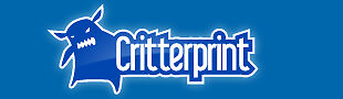Critterprint Design and Print