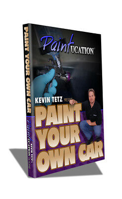Paintucation Dvd Paint Your Car Ii Tetz Release