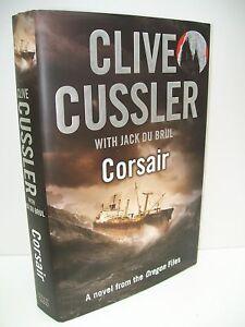 Clive-Cussler-1st-edition-Corsair-2009-Jack-Du-Brul