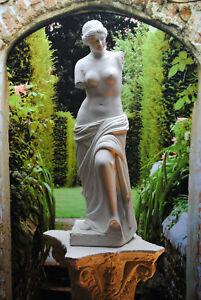 Schöne Figur  Venus von Milo  Skulptur Statue  0005 Top edel