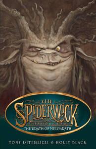 The Wrath of Mulgarath (Spiderwick Chronicle), Holly Black, Tony DiTerlizzi, New