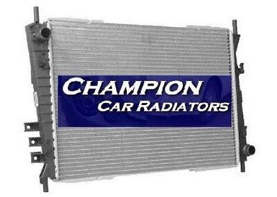 BRAND NEW RADIATOR JAGUAR X TYPE CF1  X400 YEAR  2001 TO 2009 ALL ENGINES