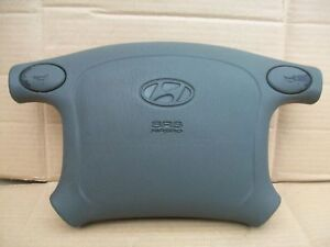 HYUNDAI-ATOZ-1998-2000-OFFSIDE-DRIVER-STEERING-WHEEL-AIRBAG