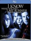 I Know What You Did Last Summer (Blu-ray Disc, 2008, Canadian)