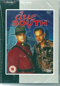 Due South: Series 1 - The Pilot [DVD] (DVD - 2007) NEW SEALED