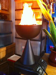 FLAME-LAMP-Blazing-Fire-FLAME-LIGHT-Tabletop-Torch-Fake-Fire-parties-holiday