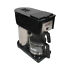 Espresso Machines & Coffee Maker: Bunn BX-B 10 Cups Coffee Maker - White Coffee Maker, 900 Watts, 10 Cup