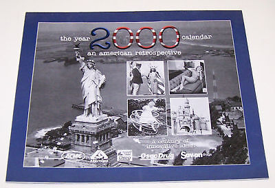 New Acme Osco Albertsons Sav On 2000 Calendar W Coupons