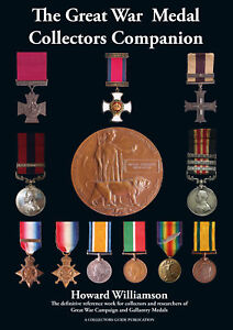 THE-GREAT-WAR-MEDAL-COLLECTORS-COMPANION