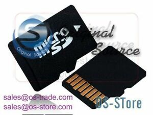 256MB Micro SD SDHC TF Memory Card Phone Camera TV Game