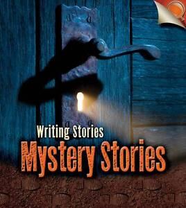 Mystery Stories (Writing Stories),Ganeri, Anita,New Book mon0000056777