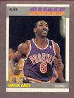 Fleer Autographed Basketball Trading Cards 1987-88 Season