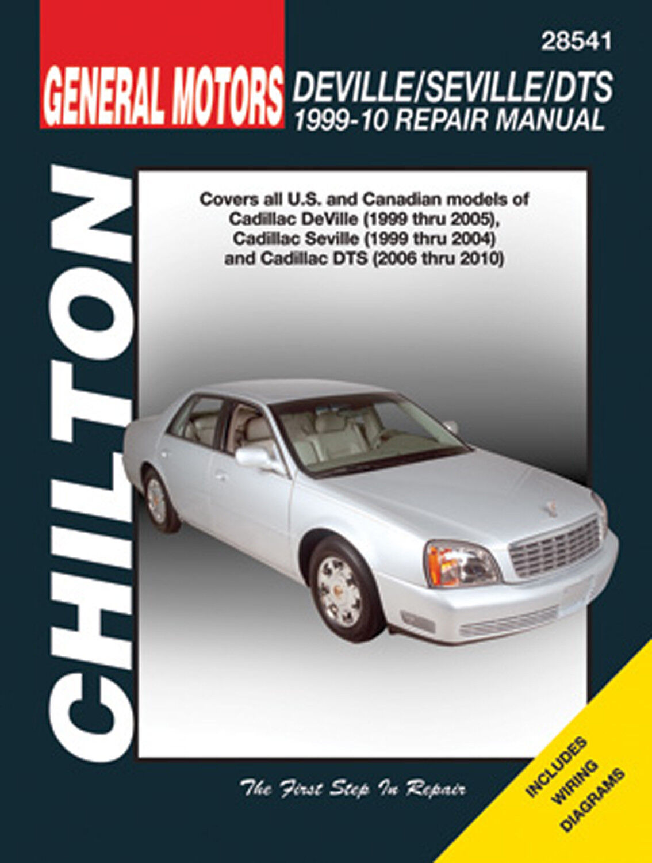 Repair Manual Chilton 28541 Ebay 2005 Cadillac Deville Wiring Diagram Stock Photo