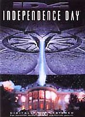 Independence Day (DVD, 2002, Single Disc)
