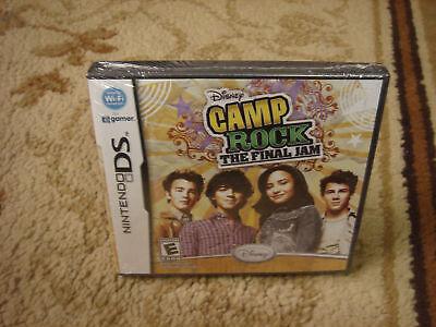 Camp Rock: The Final Jam (nintendo Ds, 2010)