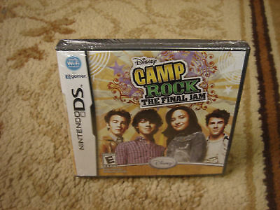 Camp Rock: The Final Jam (nintendo Ds, 2010)
