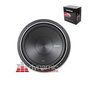 rockford fosgate p1s4 12 car audio 12 punch subwoofer 500w. Black Bedroom Furniture Sets. Home Design Ideas