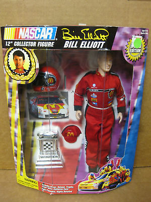 1997 Nascar Bill Elliott 12 Collector Figure