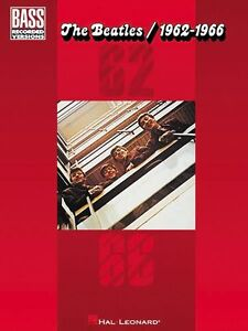 The-Beatles-The-Beatles-Red-Album-1962-1966-Remastered-Music-CD